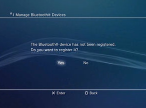 How do I connect Bluetooth headphones to PS3 3