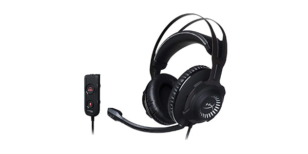 HyperX Cloud Revolver S Gaming Headset with Dolby 7.1 Surround Sound Works with PC, PS4, PS4 PRO, Xbox One, Xbox One S