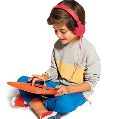 JBL JR300 On ear kids headphones small