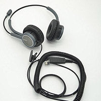Phone Headset RJ9 Call Center Headset