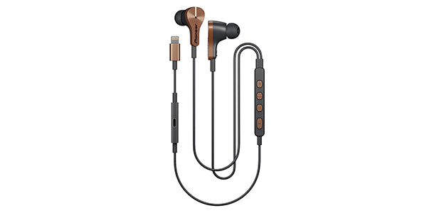 Pioneer RayZ plus In Ear Earbuds with lightning connector for iphone