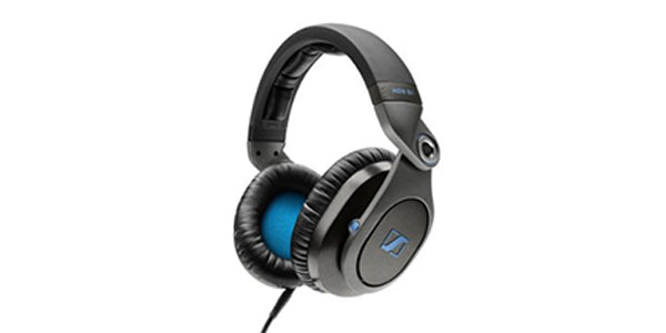 Sennheiser HD 8 DJ headphones for mixing