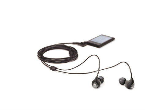 Shure SE112-GR Sound Isolating Earphones with Single Dynamic Micro Driver