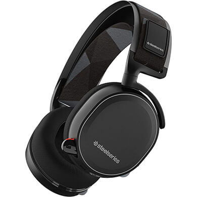 SteelSeries Arctis 7 Lag-Free Wireless Gaming Headset with DTS Headphone