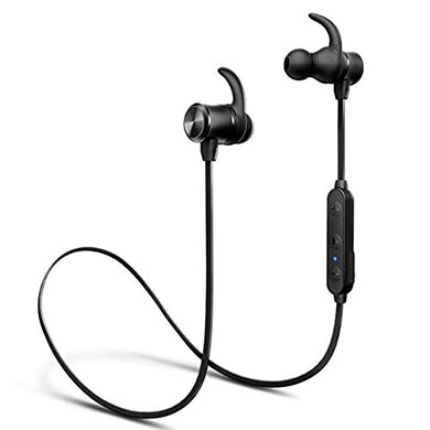 TaoTronics Sports Magnetic Earphones with Built-in Mic