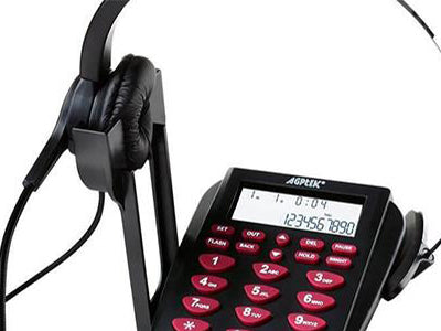The Call Center Headset