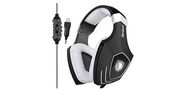 The SADES A60 Gaming Headset