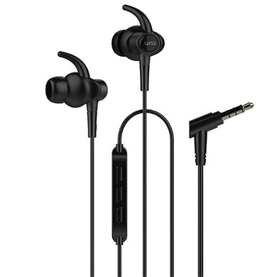 UIISII Hi-710 In-ear Stereo HiFi Earphones Hi-Res Audio Headphones