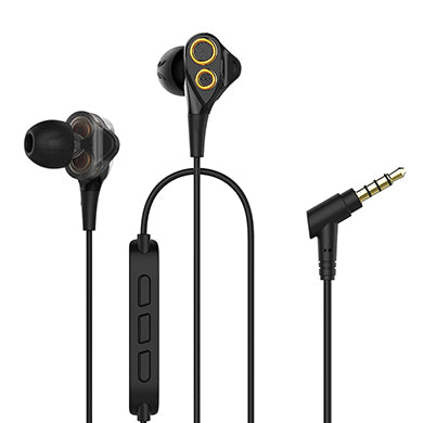 Uiisii BA-T8 Dual Driver In-Ear Headphones