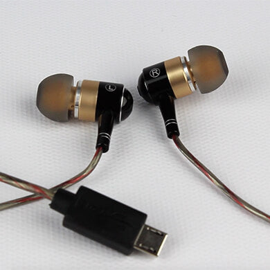 usb headphones jack