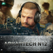 N12 Xbox One PS4 Gaming Headset Stereo Wired Game Headsets-Arkartech