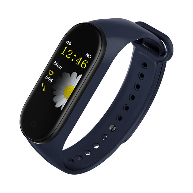 M4 Sport Swimming Waterproof Smart Bracelet