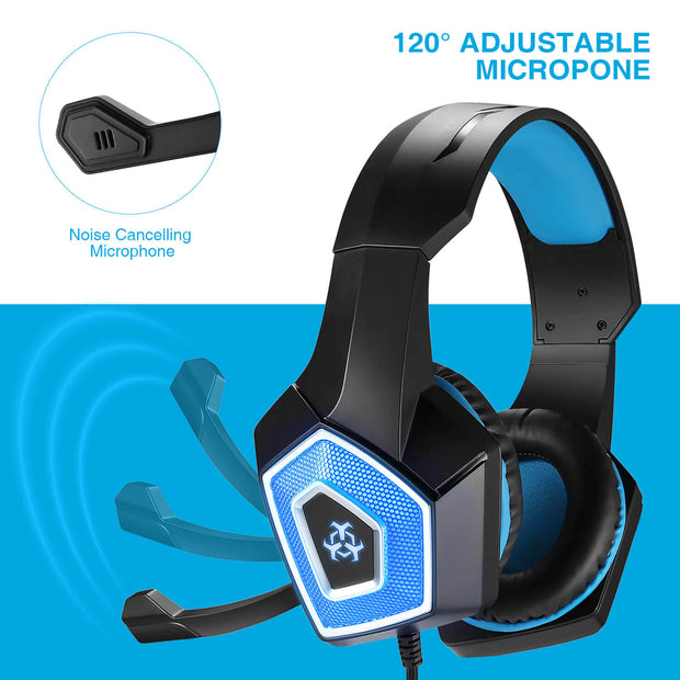 V-1 Gaming Headset-ArkarTech