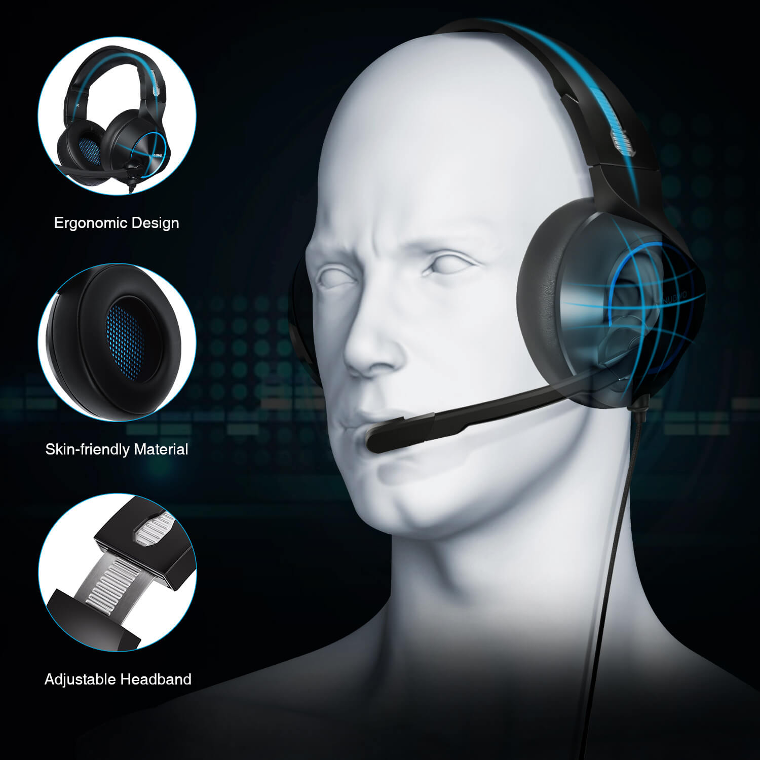 N11 Gaming Headset