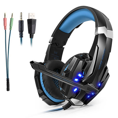 G9000 Stereo Noise Cancelling Gaming Headset for PS4, PC, Xbox One-Arkartech