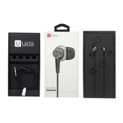 Uiisii Hi810 Wired In-ear Stereo with Mic & Volume Control Hi-Res Headphones