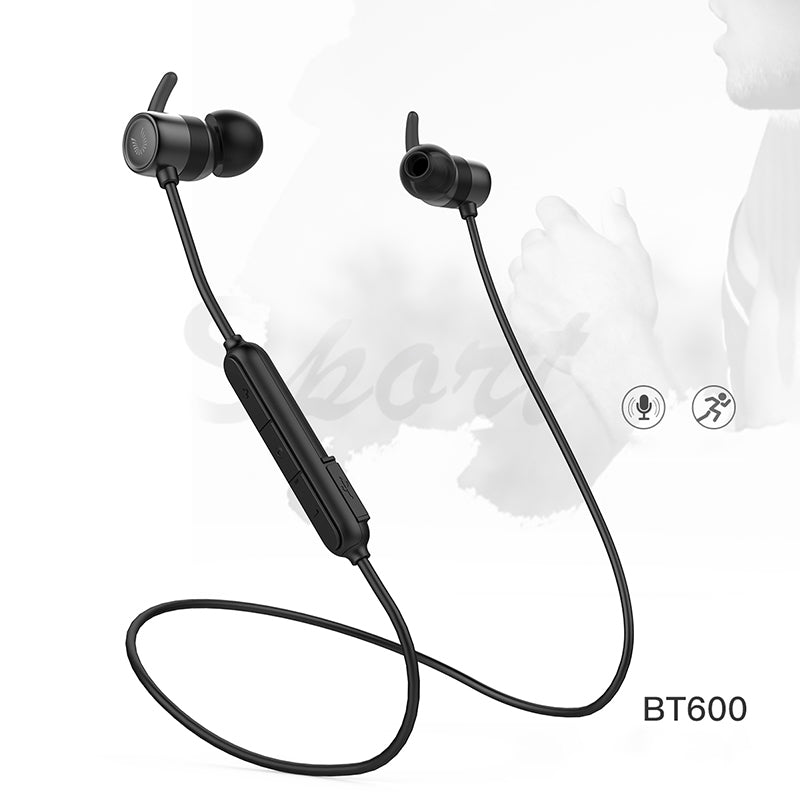 UiiSii BT600 IPX5 Sports Wireless Bluetooth Headphones
