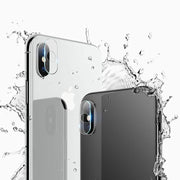 Transparent Camera Lens flexible Tempered Glass For iPhone X XS XS Max