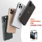 Clear Anti-Scratch Shockproof Cases Cover for iPhone 11 Pro 5.8 inch