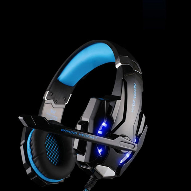 G9000 Stereo Noise Cancelling Gaming Headset for PS4, PC, Xbox One