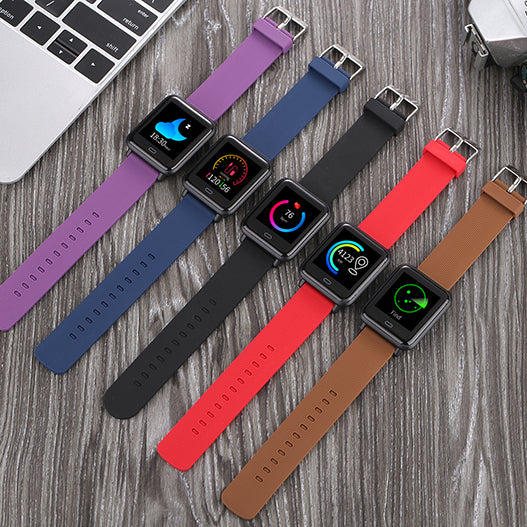 Q9 Colorful Screen Smart Watch- for Andoid / IOS - Bluetooth 4.0