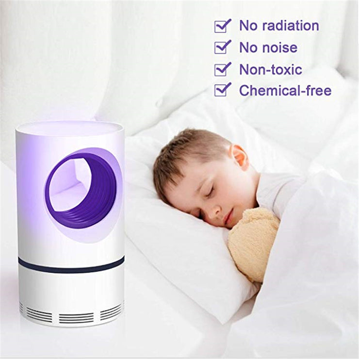 Upgrade USB Electric Mosquito Killer Lamp