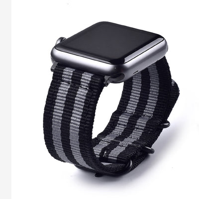 Nylon Watchband for Apple Watch