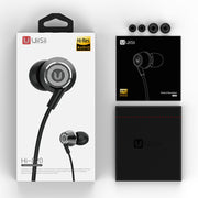 Uiisii Hi820 In-ear Wired Stereo Hi-Res Bass Earphones with Mic-Arkartech