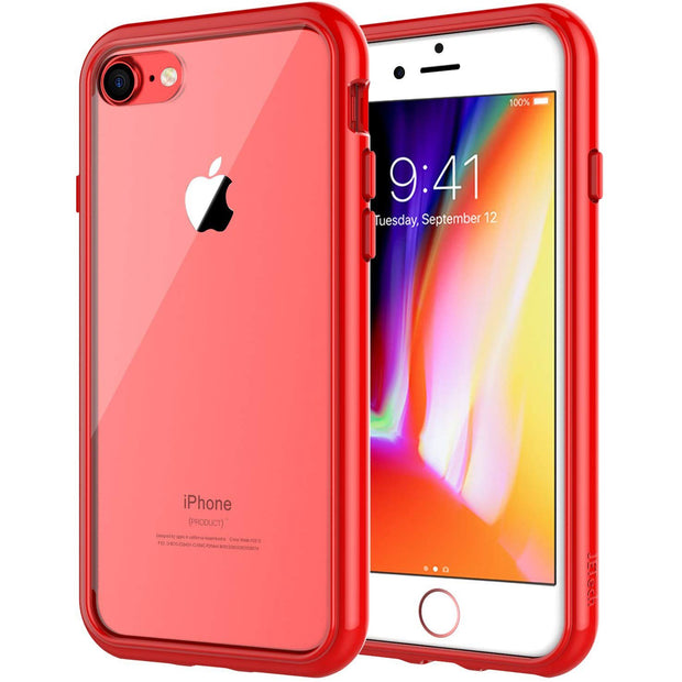 Shock-Absorption Bumper Cover Case for Apple iPhone 8/7
