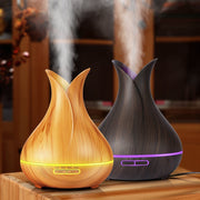 400ml Ultrasonic Aroma Essential Oil Diffuser Air Humidifier for Home