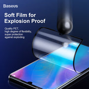 Full Coverage Ultra Thin Screen Protector For Huawei P30 Pro
