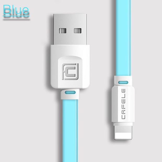 MFi Certified Lightning to USB Charge & Sync Cable for iOS