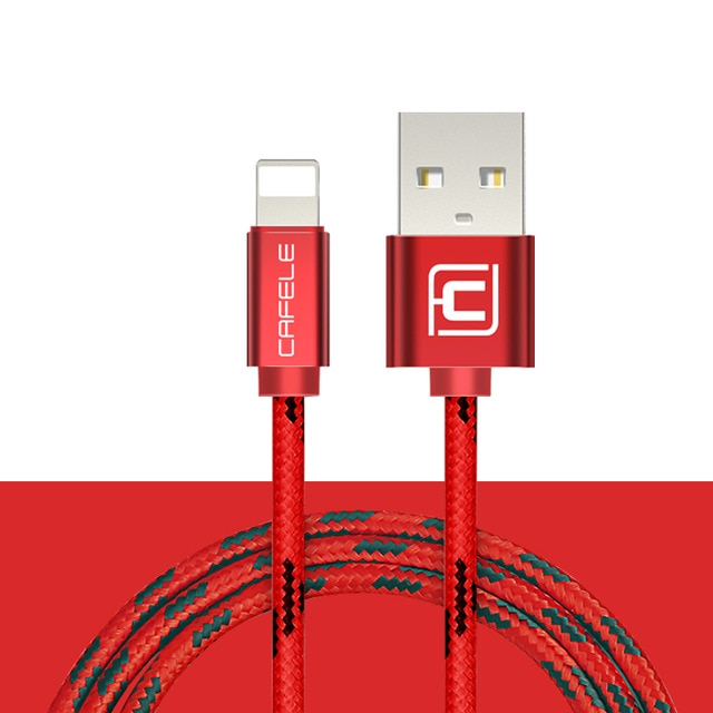 MFi Certified Lightning-to-USB Type A Charging-and-Sync Cable