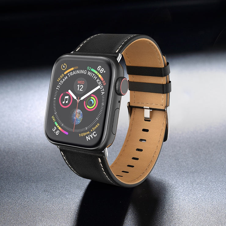 Designed Genuine Leather Watchbands for Apple Watch Genuine Leather Watchbands Accessory