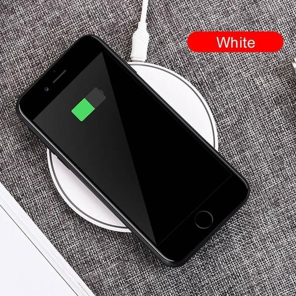 HOCO Qi Certified Wireless Charging Pad for iPhone/Android