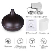 300ml Aroma Air Mist Humidifier Essential Oil Diffuser for Home