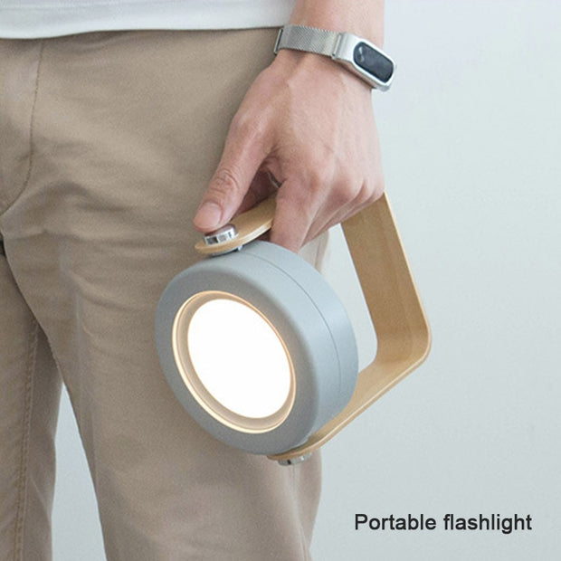 Portable Handle Lantern Telescopic Folding Table Lamp