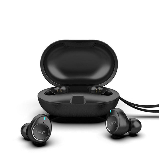 Uiisii TWS60 Bluetooth 5.0 True Wireless Earbuds with Mic-Arkartech