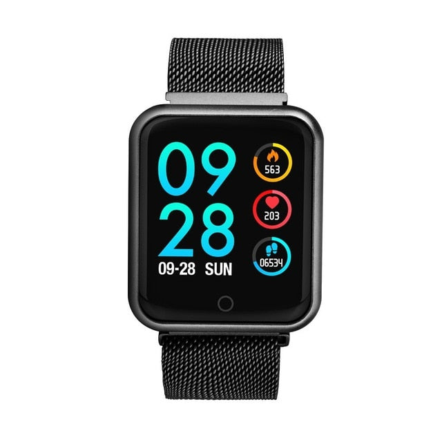 P68 Sports Fitness Activity Tracker Smart Watch