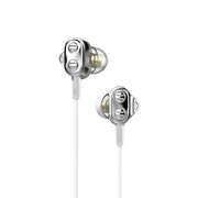 UiiSii DT800 Four Drivers Hi-Res Earphones-ArkarTech