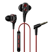 Uiisii T8S In-ear Triple Driver HiFi headphones Hi-Res With Mic-Arkartech