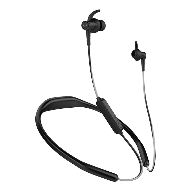 Uiisii BT710 Hi-Fi Neckband Bluetooth Dynamic Sports Earphones With Mic-Arkartech