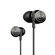 Hi-905 Metal Dual Drivers Hybrid Balanced Armature Hi-Res In-ear Earphones-ArkarTech