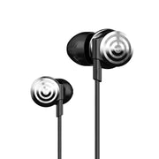 Uiisii Hi-905 Wired In-ear Metal Dual Drivers &Hi-Res headphones-Arkartech