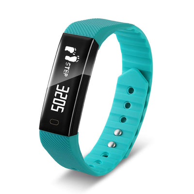Smart Wristband Smart Bracelet Waterproof Pedometer Sleep Smartwatch F3 0.87inch Blood Pressure Message Hints-ArkarTech