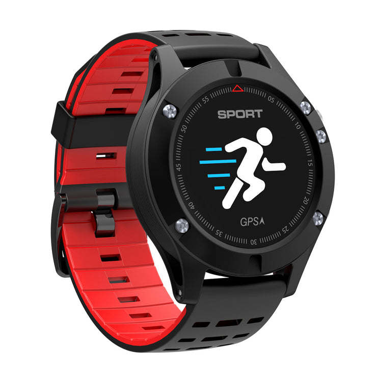 F5 Smart Watch Bluetooth 4.2 Smart Bracelet Heart Rate Monitor Sleep Monitoring IP67 Waterproof GPS Smart Sports Watch-ArkarTech