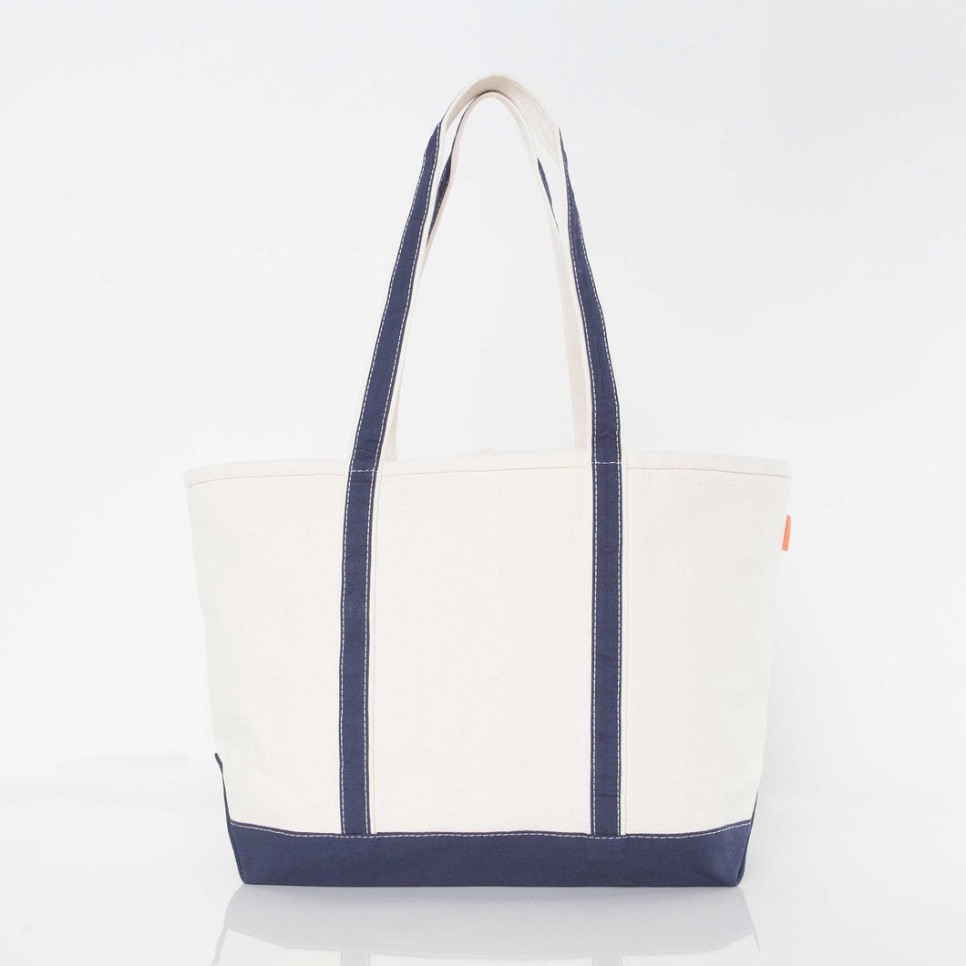 The Canvas Boat Tote (Large)