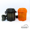 Battery Case, 6 x 18650. Waterproof