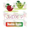 Juice'd - Double Apple 60ml