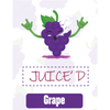 Juice'd - Grape 60ml